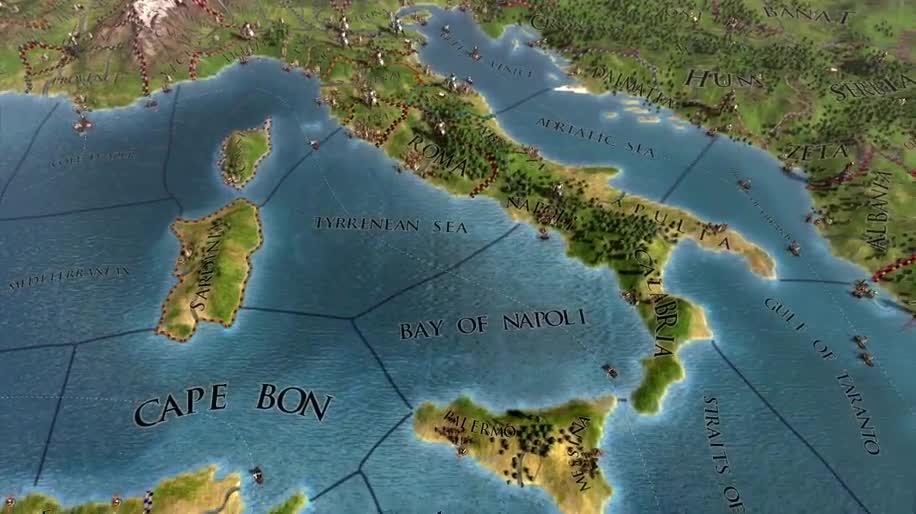 Paradox Interactive, Europa Universalis, Europa Universalis 4
