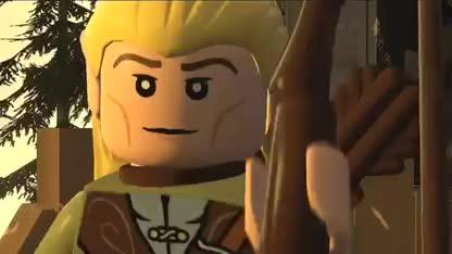 Trailer, Gamescom, Warner Bros., Lego, Der Herr der Ringe, LEGO Der Herr der Ringe, Gamescom 201