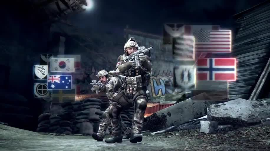 Trailer, Electronic Arts, Ea, Gamescom, Medal of Honor, Gamescom 2012, medal of honor warfighter, warfighter