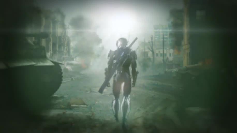 Trailer, Gamescom, Konami, Gamescom 2012, Metal Gear Solid, Metal Gear Rising: Revengeance