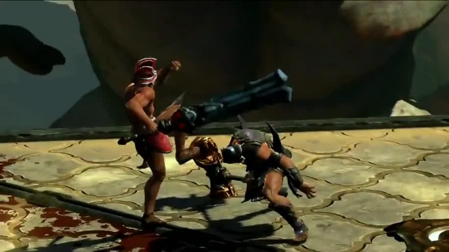Trailer, Sony, Gamescom, PlayStation 3, PS3, Gamescom 2012, God Of War, Ascension