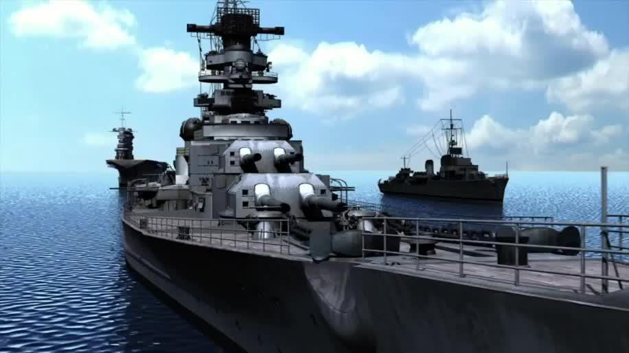 Trailer, Gamescom, Free-to-Play, Gamescom 2012, Nexon Europe, Navyfield 2, Navyfield