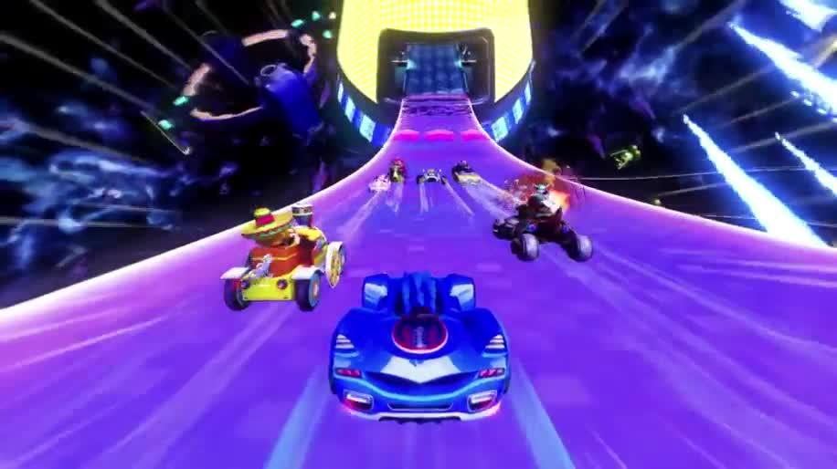 Trailer, Gamescom, Rennspiel, SEGA, Gamescom 2012, Sonic, Sonic & All-Stars Racing Transformed