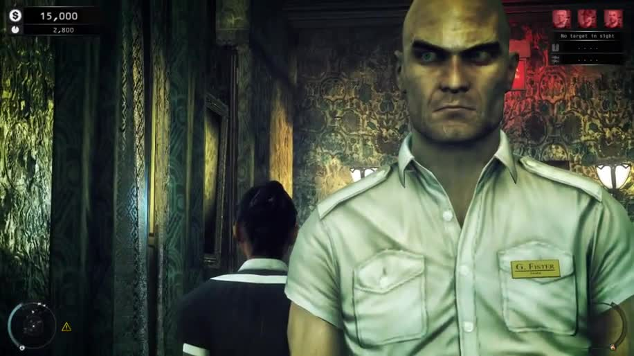 Trailer, Gamescom, Square Enix, Gamescom 2012, Hitman, Agent 47, Hitman: Absolution, Absolution, Contracts