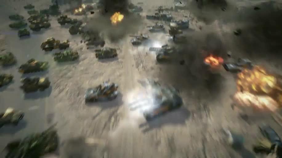 Trailer, Electronic Arts, Ea, Gamescom, Free-to-Play, Gamescom 2012, Command & Conquer, Command & Conquer: Generals 2