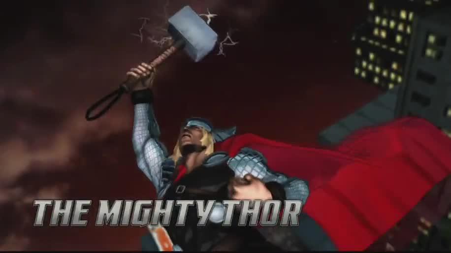 Trailer, Xbox 360, Gamescom, Kinect, Bewegungssteuerung, Marvel, Wii U, Gamescom 2012, Marvel Avengers