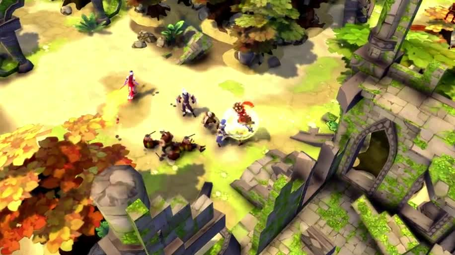 Trailer, Ubisoft, Might & Magic, Might & Magic Raiders
