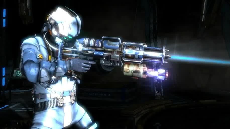 Trailer, Electronic Arts, Ea, Gamescom, Gamescom 2012, Dead Space, Dead Space 3