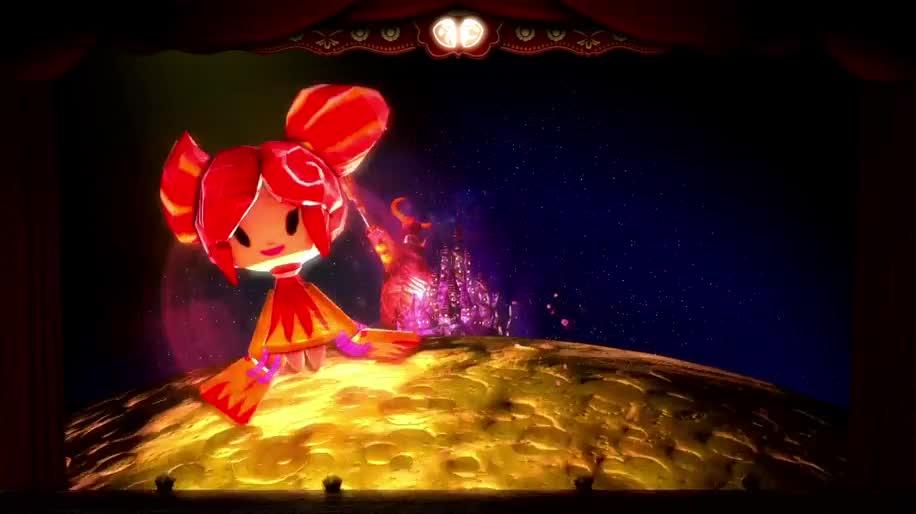 Sony, Gamescom, PlayStation 3, PS3, Gamescom 2012, Puppeteer, SCE Japan