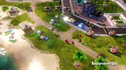 E3, C&C, Alarmstufe Rot 3, Comand & Conquer