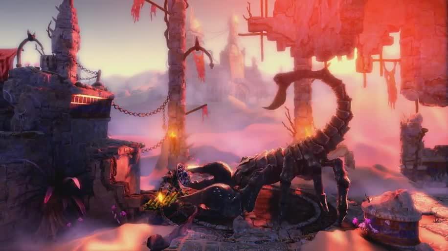 Gamescom, Gamescom 2012, Trine 2, Trine, Goblin Menace, Frozenbyte