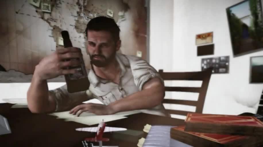 Trailer, Gamescom, Gamescom 2012, Day One: Garry's Incident