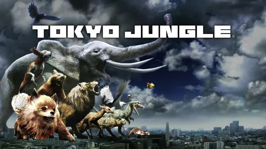 Trailer, Sony, Gamescom, PlayStation 3, PS3, Gamescom 2012, Tokyo Jungle