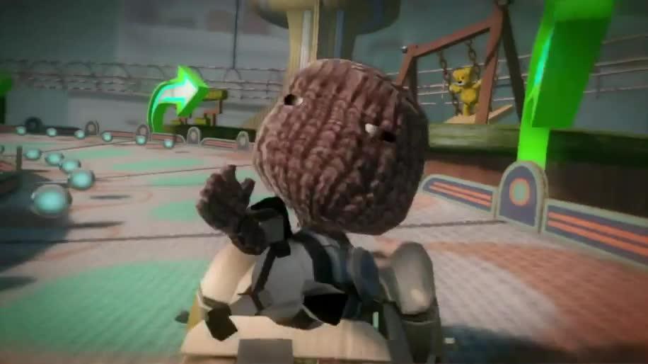 Trailer, Sony, Gamescom, PlayStation 3, PS3, Gamescom 2012, Little Big Planet, Little Big Planet: Karting