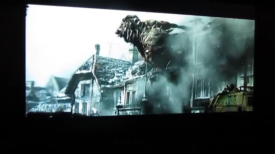 Gameplay, Gamescom, Capcom, Resident Evil, Gamescom 2012, Resident Evil 6