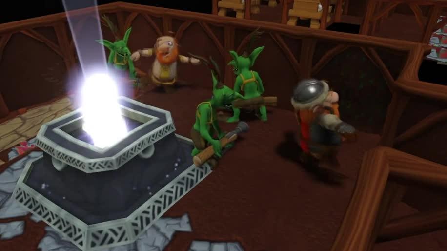 Trailer, Gamescom, Gamescom 2012, Paradox Interactive, A Game of Dwarves