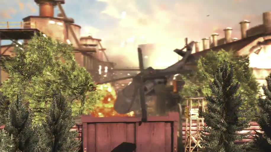 Trailer, Ubisoft, The Expendables 2