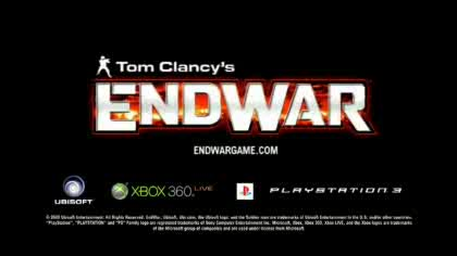 E3, Tom Clancy, Endwar