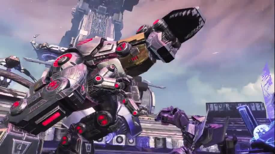 Trailer, Activision Blizzard, Transformers, Fall of Cybertron, Untergang von Cybertron