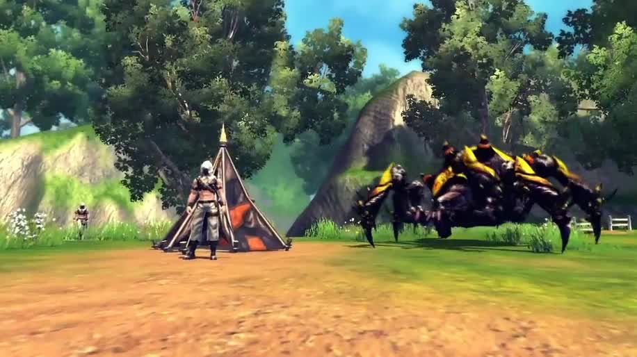 Free-to-Play, Mmorpg, Mmo, Online-Rollenspiel, RaiderZ