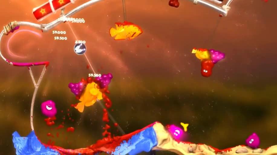 Trailer, The Splatters, SpikySnail Games