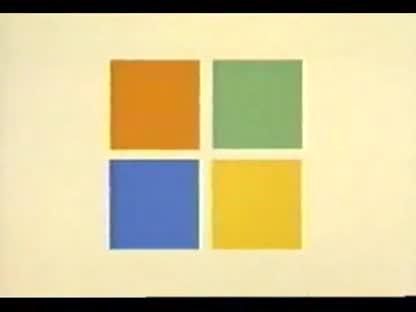 Microsoft, Windows, Werbespot, Windows 95
