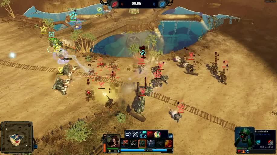 Strategiespiel, Paradox Interactive, Starvoid