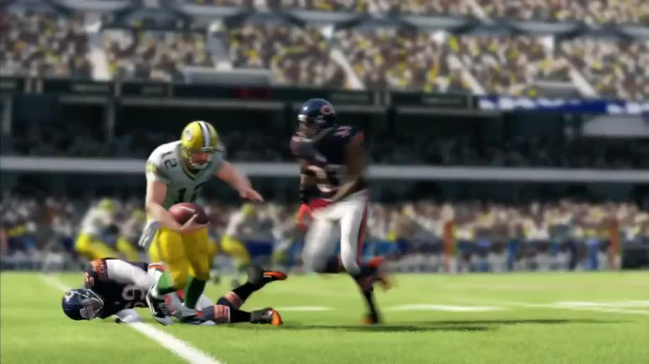 Trailer, Electronic Arts, EA Sports, Football, Madden NFL 13