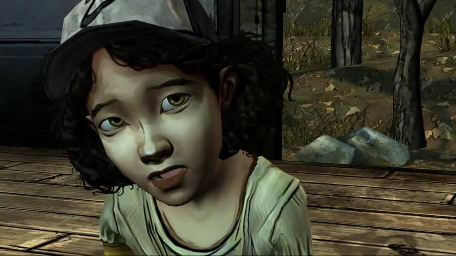 Trailer, The Walking Dead, Telltale