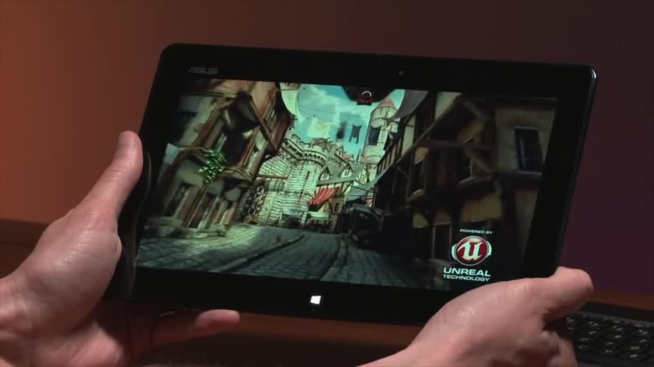 Asus, Nvidia, Windows RT, Unreal Engine, Unreal Engine 3