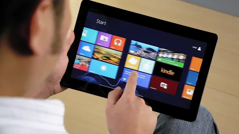 Tablet, Windows 8, Asus, Ifa, Tablet-PC, Ifa 2012, ASUS Vivo Tab, TF810