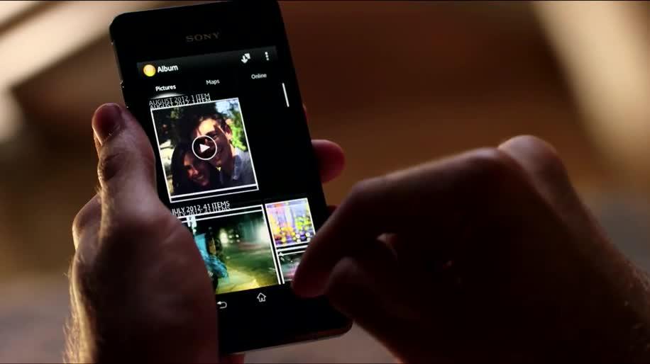 Smartphone, Android, Sony, Ifa, Android 4.0, Xperia, Ice Cream Sandwich, Ifa 2012, Xperia V
