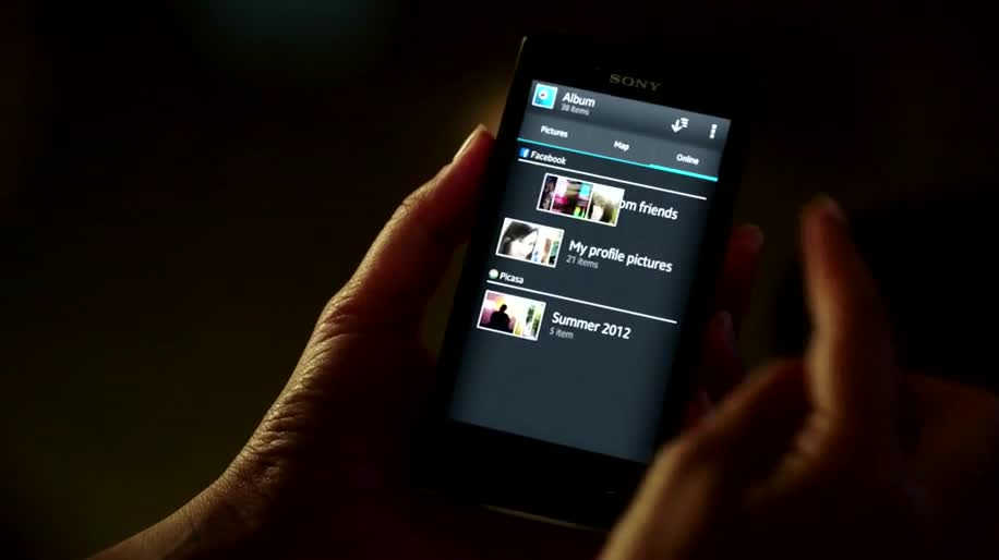 Smartphone, Android, Sony, Ifa, Android 4.0, Xperia, Ice Cream Sandwich, Ifa 2012, Xperia J