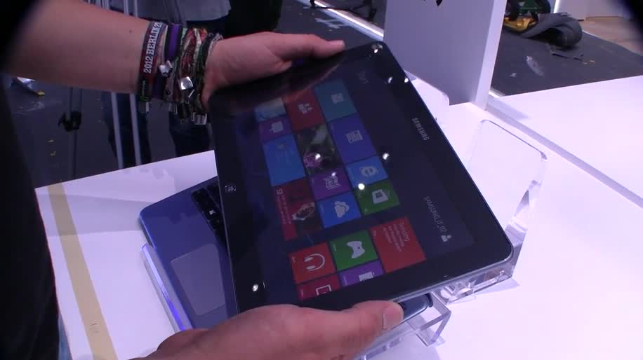 Tablet, Samsung, Windows 8, Ifa, Tablet-PC, Ifa 2012, Samsung Ativ smart PC, Ativ Smart PC