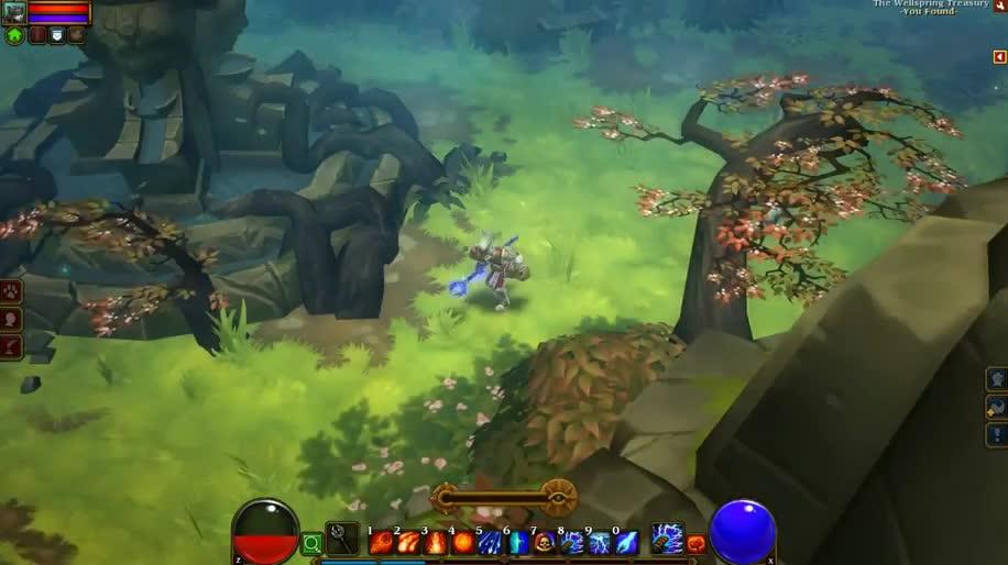 Trailer, Torchlight, Torchlight II, Runic Games