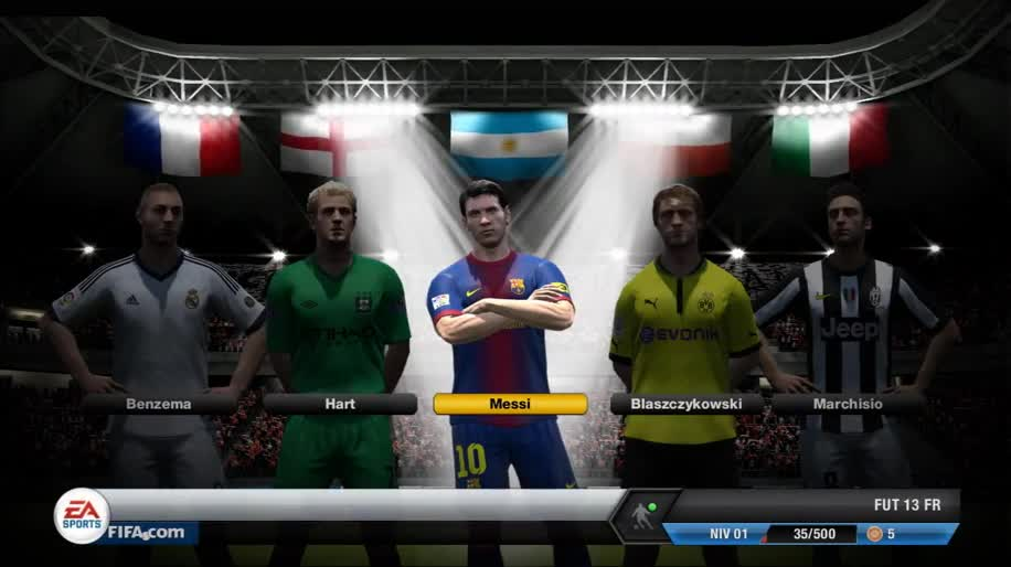 Trailer, Electronic Arts, Fußball, EA Sports, Fifa, FIFA 13