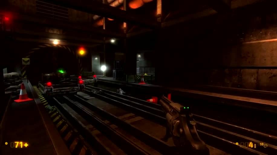 Mod, Remake, Half-Life, Source Engine, Black Mesa