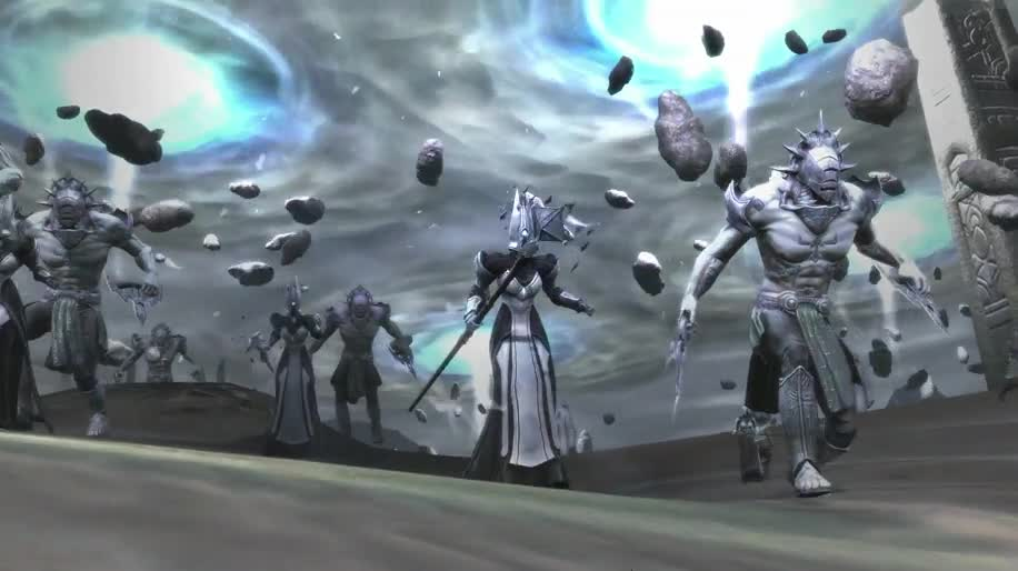 Trailer, Online-Spiele, Mmo, Mmorpg, Online-Rollenspiel, Add-on, Rift, Storm Legion