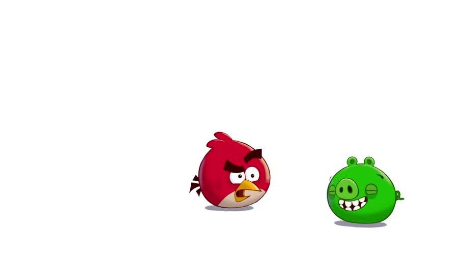 Smartphone, Spiel, Angry Birds, Rovio, Bad Piggies