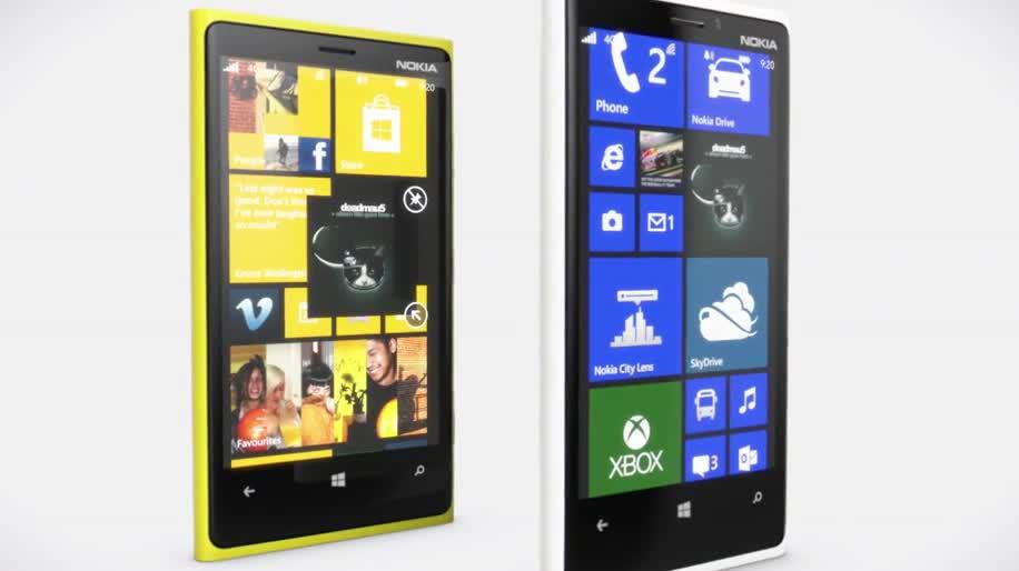 Windows Phone, Nokia, Windows Phone 8, Lumia, Nokia Lumia 920