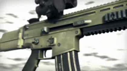 Sturmgewehr, Operation Flashpoint 2, FN SCAR