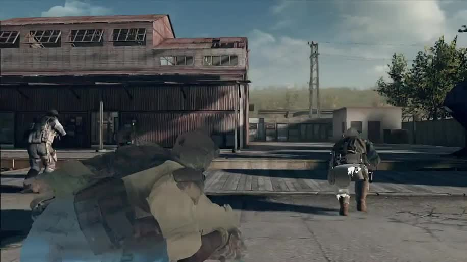 Trailer, Ubisoft, Dlc, Tom Clancy, Ghost Recon, Future Soldier, Ubisoft Digital Days 2012, Ubisoft Digital Days, Tom Cancy's Ghost Recon Future Soldier, Raven Strike
