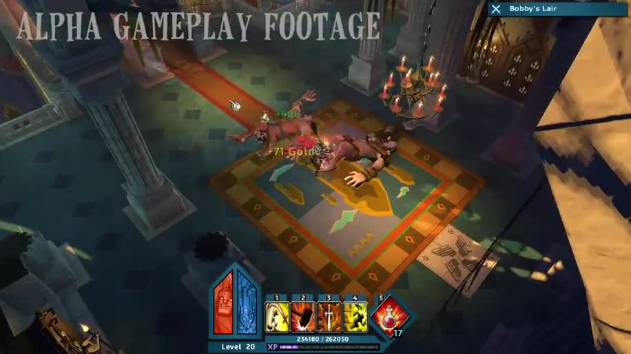 Gameplay, Ubisoft, Free-to-Play, The Mighty Quest for Epic Loot, Ubisoft Digital Days 2012, Ubisoft Digital Days