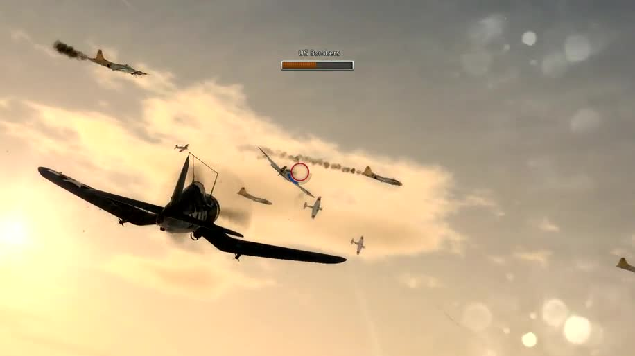 flugsimulation, City Interactive, Dogfight 1942