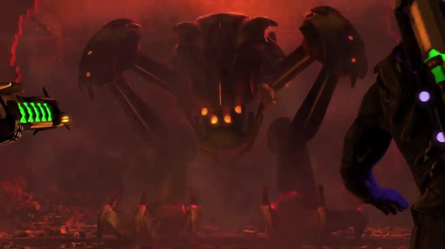 Trailer, 2K Games, XCOM, XCOM: Enemy Unknown