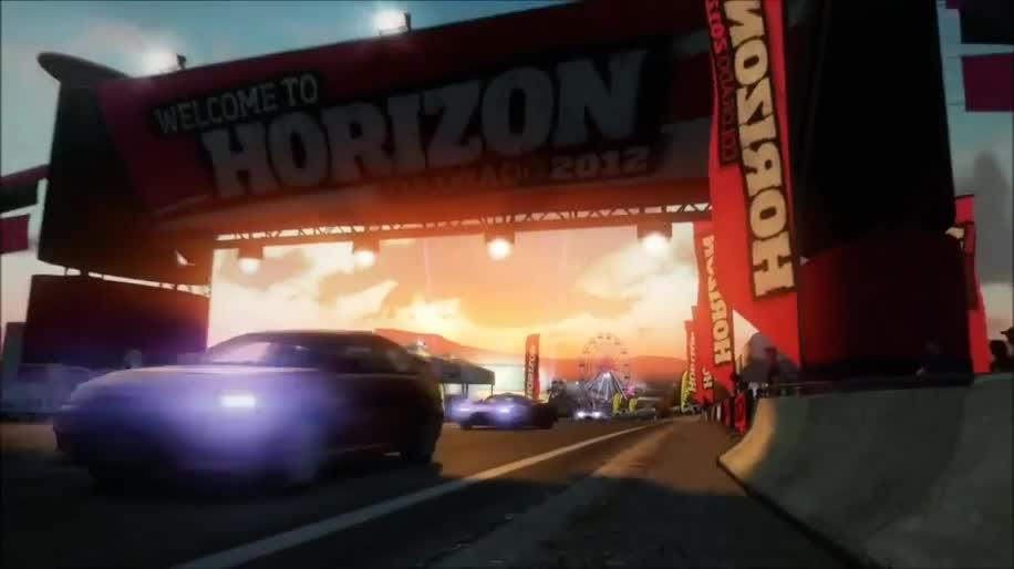 Microsoft, Trailer, Xbox 360, Forza, Forza Horizon