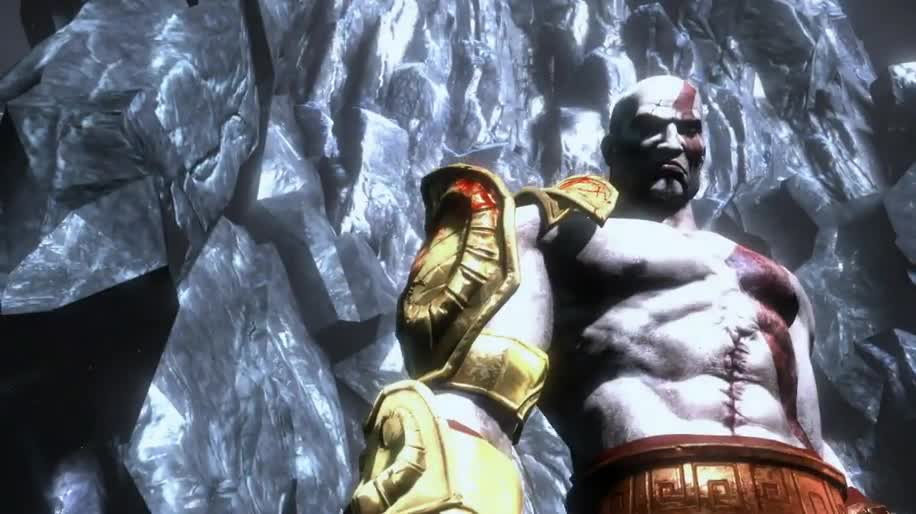 Trailer, Sony, PlayStation 3, PS3, God Of War