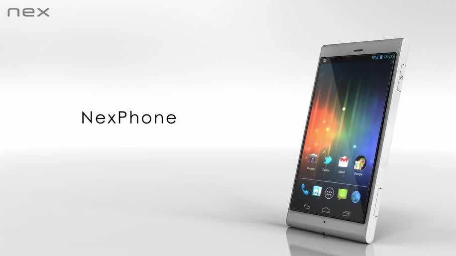 Smartphone, Android, Kickstarter, Crowdfunding, NexPhone