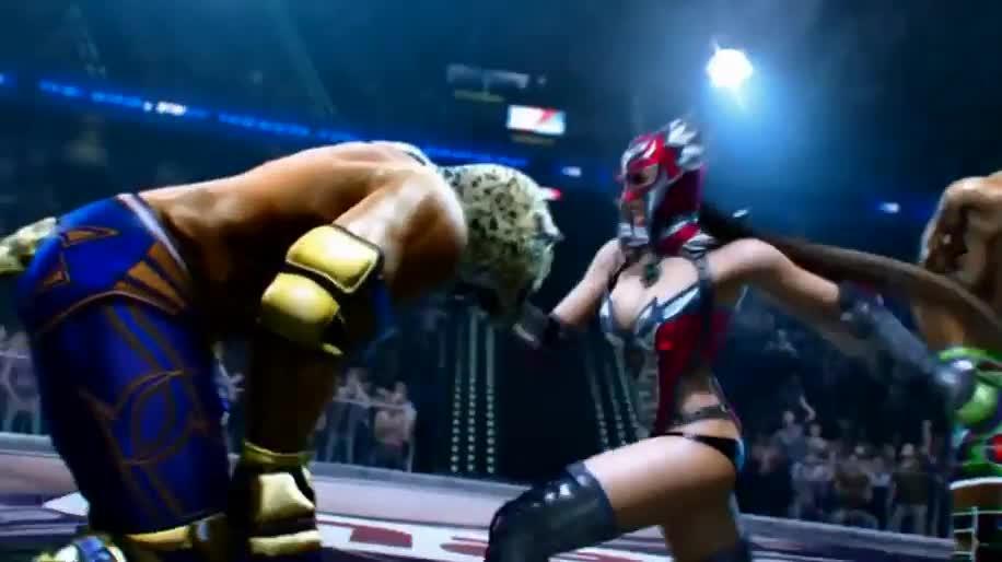 Trailer, Namco Bandai, Prügelspiel, Tekken, Tekken Tag Tournament 2