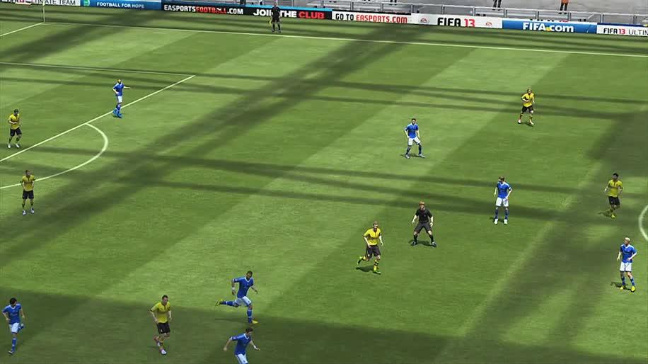 Electronic Arts, Ea, Gameplay, Fußball, Fifa, EA Sports, FIFA 13